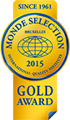 Pitú Vitoriosa Gold Quality Award 2015